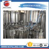 Máquina que capsula de relleno que se lava del agua de botella del fabricante de China con control del PLC