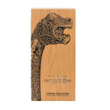 O luxo de alta qualidade de Embalagens de madeira sólida caixa de Vinho Tinto