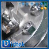 Válvula de globo anticorrosión inoxidable a dos caras estupenda del acero 5A de Didtek