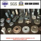 A alta qualidade personalizou as peças de metal do pó feitas pela metalurgia de pó
