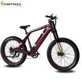 26 '' سبيكة [48ف] [750و] درّاجة كهربائيّة مع رفرف