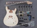 Guitarra do jogo da guitarra elétrica dos fotorreceptores DIY de Pango/DIY (PRS-719K)