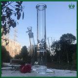 13.5 Zoll gerade grosse Glaspfeife-mit Windmühlen-Diffuser (Zerstäuber)