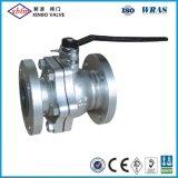 Valvola a sfera duttile del ferro DIN3352-F4/F5