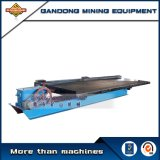 Mineração do elevado desempenho que agita a tabela para o processamento mineral