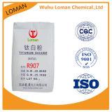 El uso de plástico de rutilo Dióxido de titanio TiO2 con el tratamiento superficial