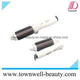 Cepillo eléctrico caliente plegable profesional del bigudí de pelo del bigudí de pelo del cepillo