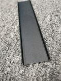 Profil en aluminium enduit d'extrusion de poudre de Matt d'alliage de 6000 séries