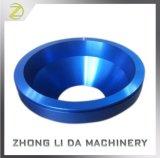 CNC del precio de fábrica de la ISO que trabaja a máquina Aluminuim 6061/6063/7075 pieza del torno del CNC de la precisión