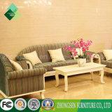 O sofá luxuoso da alta qualidade ajusta sofás secionais para a entrada do hotel