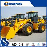 Het Hoogste Merk de Lader Lw600K van XCMG China van het Wiel van 6 Ton