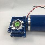 24V 0.6kw малых полированный электродвигатель постоянного тока для тент мусора автомобиль