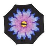Personalizar o logotipo de alta qualidade de impressão com guarda-chuva invertida