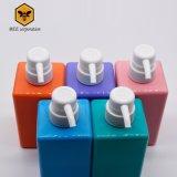 Qualitäts-quadratisches Shampoo-Plastikflasche (BT-D-5-400)