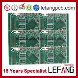 多層機密保護の監視装置サーキット・ボードPCBの専門知識
