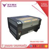 Cortadora del laser del metal Hq1390 y del no metal