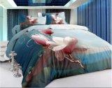 Ropa de cama de dibujos animados en 3D profesional definida en /3D de la fabricación de poliéster/Ropa de cama Ropa de cama de hojas de dibujos animados