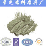 Fabrication abrasive de carbure de silicium de carborundum de vert des graines