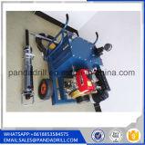 Séparateur de béton de Roche Hydraulique avec station d'alimentation électrique