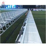 L'aluminium portable barrière de concert pour les ventes de rambardes de sécurité