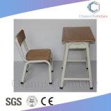 현대 파란 중등 학교 교실 가구 학생 아이 책상 및 의자 (CAS-SD1837)