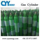 20L nitrógeno oxígeno de alta presión de acero sin costura bombona de gas argón