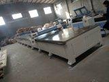 1.6mx12m Größe automatische CO2 Tuch-Leder-Gewebe-Laser-Ausschnitt-Maschine mit gutem Preis