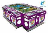 Het aangepaste Muntstuk stelde de Lege Machine van het Spel van de Visserij van de Arcade van het Kabinet in werking