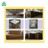 Möbel anerkanntes ISO9001 des König-Size Commercial Traditional Bedroom