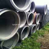 Fertigung HDPE materielles Bagger-Rohr für Sand-Behälter