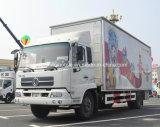 حارّ عمليّة بيع [دونغفنغ] 50 عدادات مربّعة متحرّك [لد] مرحلة أداء شاحنة
