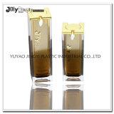 50ml de gouden Fles Zonder lucht van de Pomp voor Kosmetisch Gebruik