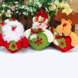 人工的なクリスマスツリーのためのサンタクロースの卸し売りおもちゃ
