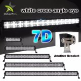 Tageszeit des Engels-9d des Augen-22 des Zoll-120W LED, die hellen Stab des Volt-12V 24 wasserdichten 4X4 LED laufen lässt