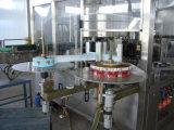 Faire fondre la colle liquide chaud automatique Machine d'étiquetage de bouteille