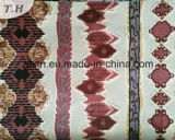 China fábrica textil de poliéster de 100 de la tela de terciopelo