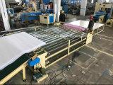 لحاف يملأ غطاء آلة يستعمل في [برودوكأيشن لين]