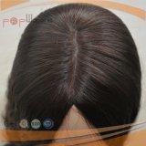 Peluca superior de seda vendedora superior de las mujeres de la onda de la carrocería (PPG-l-0538)