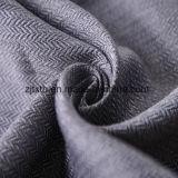 Tissu de capitonnage de meubles de polyester de 100 % dans 280GSM