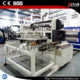 액티브한 PVC 물결 모양 장 선 기와 생산 기계