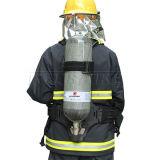 Lutte contre les incendies d'urgence cylindre 6,8 l appareil respiratoire autonome
