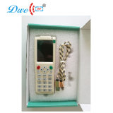 Duplicadora del explorador del clave de la copia de la máquina de Icopy RFID de las tarjetas portables 125kHz y 13.56MHz de la copiadora