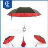 Зонтик гольфа 108*82 Cm обратный напольный, перевернутый зонтик
