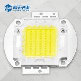 Lm-80 Certificado EUA Bridgelux 45mil Chip para branco de 80W de alta potência LED SABUGO