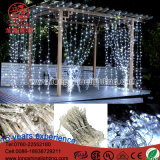 Indicatore luminoso della tenda della decorazione 110-220V LED delle ghirlande di natale di illuminazione del LED