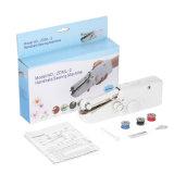 (ZDML-2) Швейная машина миниой батареи цепным стежком электрическая отечественная