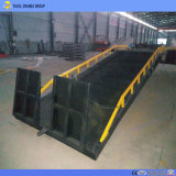 Rampa idraulica del camion del contenitore 10tons di iso del Ce
