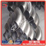 24 pulgadas 11.25 codo del titanio de LR Sch 40 304/304L Ss del grado