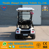 Marca 4 Seater di Zhongyi fuori dal veicolo di impianto elettrico della strada per il terreno da golf con il certificato del Ce