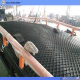 Marcação ce hidráulico ISO 10toneladas contentor rampa do Veículo